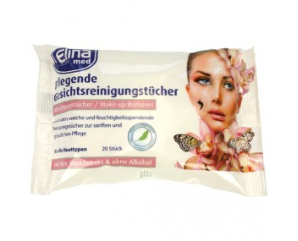 Elina Cleansing Wipes 20