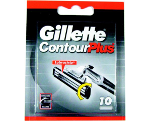 Gillette Cont Plus Blade X10