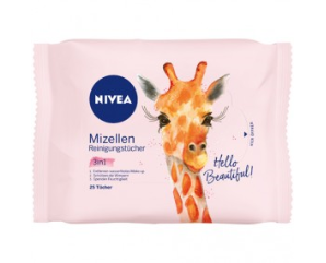 Nivea Visage Micellair Servietter