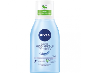 Nivea Eye Makeup Remover 125 Ml.