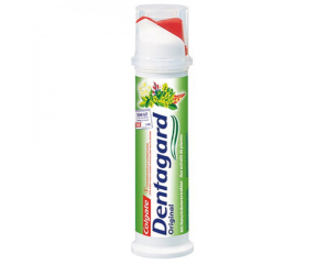 Dentagard Tandpasta Pumpe 100 Ml