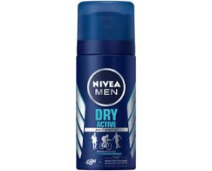 Nivea Men Dry Act. Deospray 35 Ml.