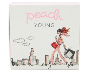 Peach Young Tampons Normal 4 Stk.