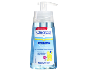 Clearasil Skin Perfect. Wash