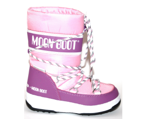 Moon Boot We Sport Jr I Rosa Pink